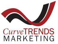 Curve Trends Marketing Logo